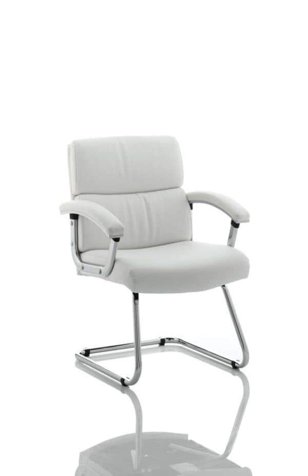 Desire-Cantilever-Chair-White-With-Arms-2
