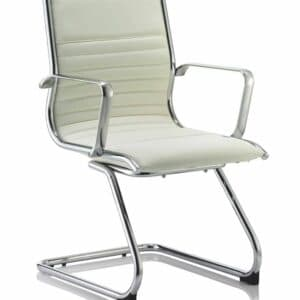 ritz-cantilever-chair-ivory-bonded-leather-with-arms