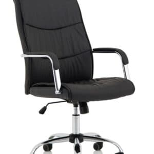 carter-black-luxury-faux-leather-chair-with-arms